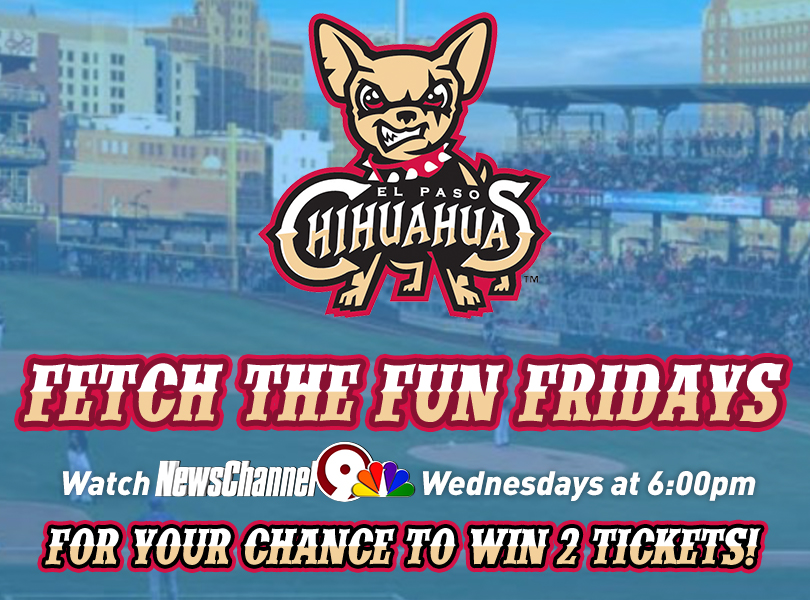 Chihuahua's Ticket Giveaway