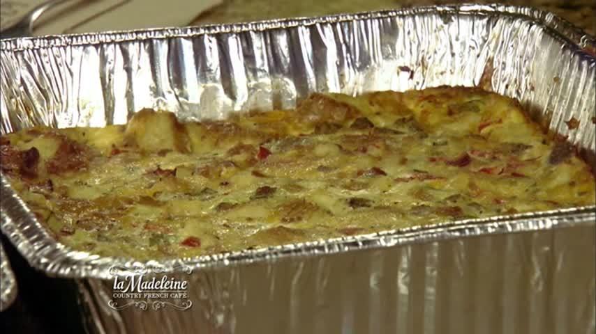 Let-s Cook El Paso- Breakfast Egg Bake by La Madeleine_07610862
