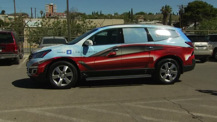Ronald McDonald House Gifted New Car_89155238