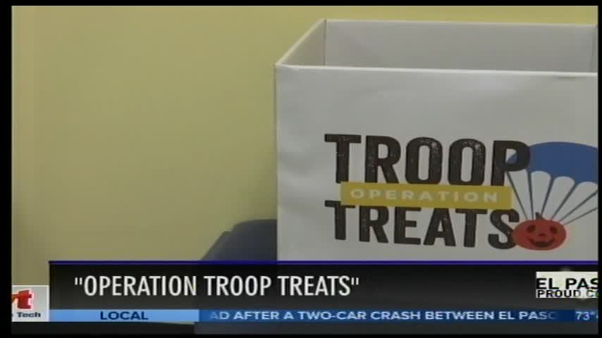Dentists hold sixth annual -Operation Troop Treats-_45028689