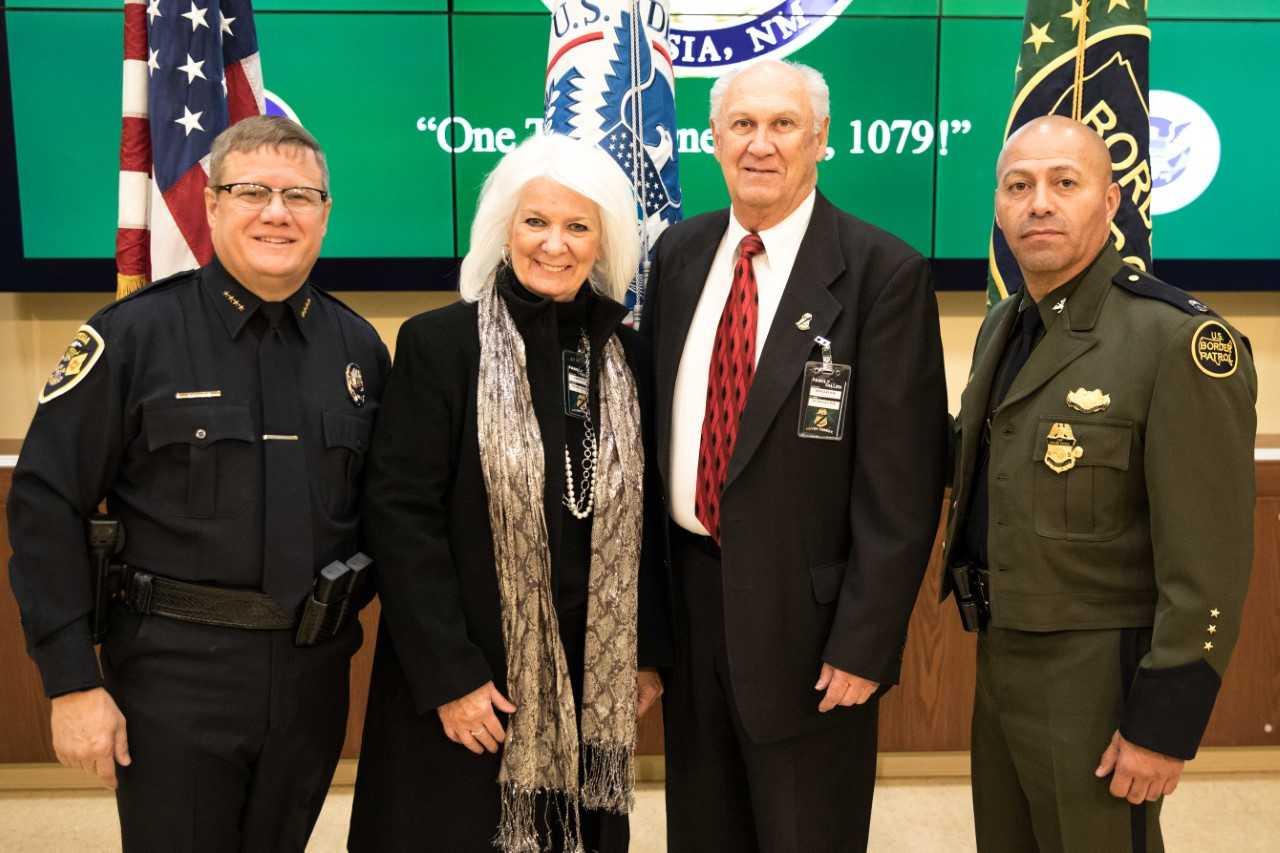 Border Patrol Academy Graduates Session 1079 – KTSM 9 News