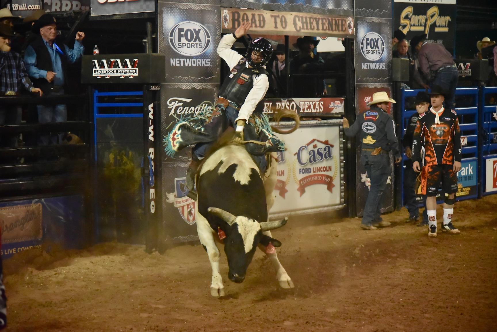 Tuff Hudeman Bull Riding returns to Coliseum