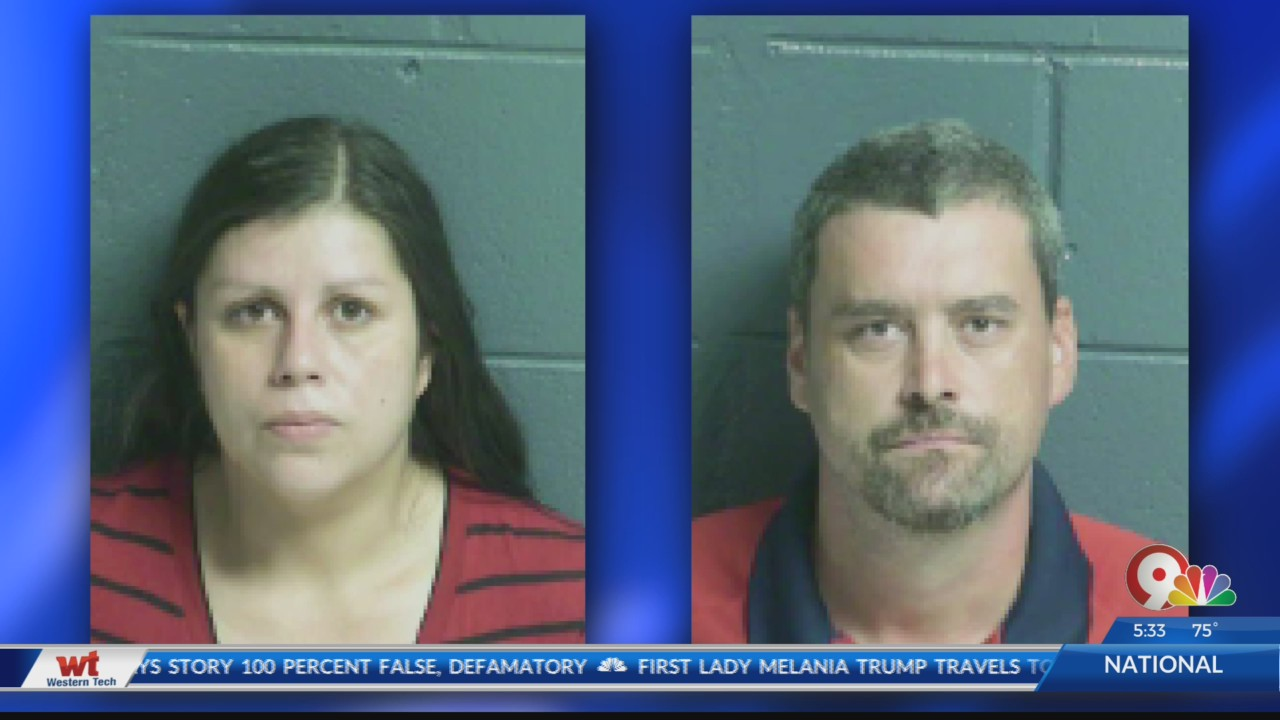 Florida couple arrested in Las Cruces