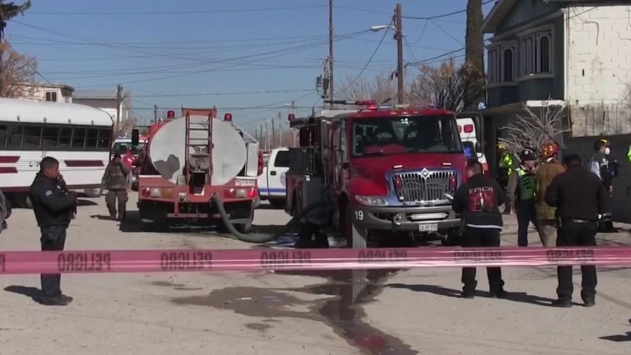 4 dead in Juarez house fire