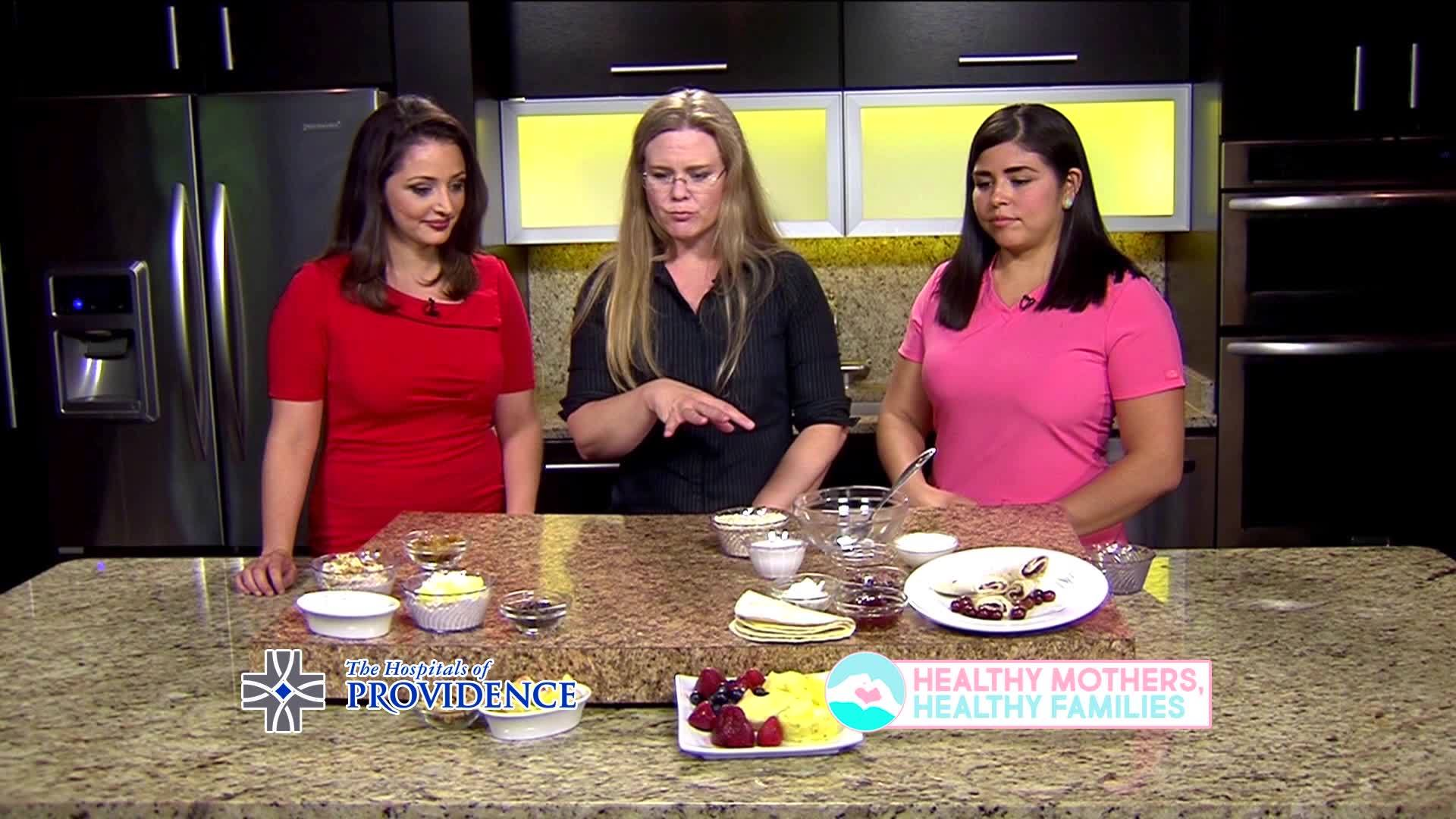 Healthy Mothers Healthy Families-Breakfast