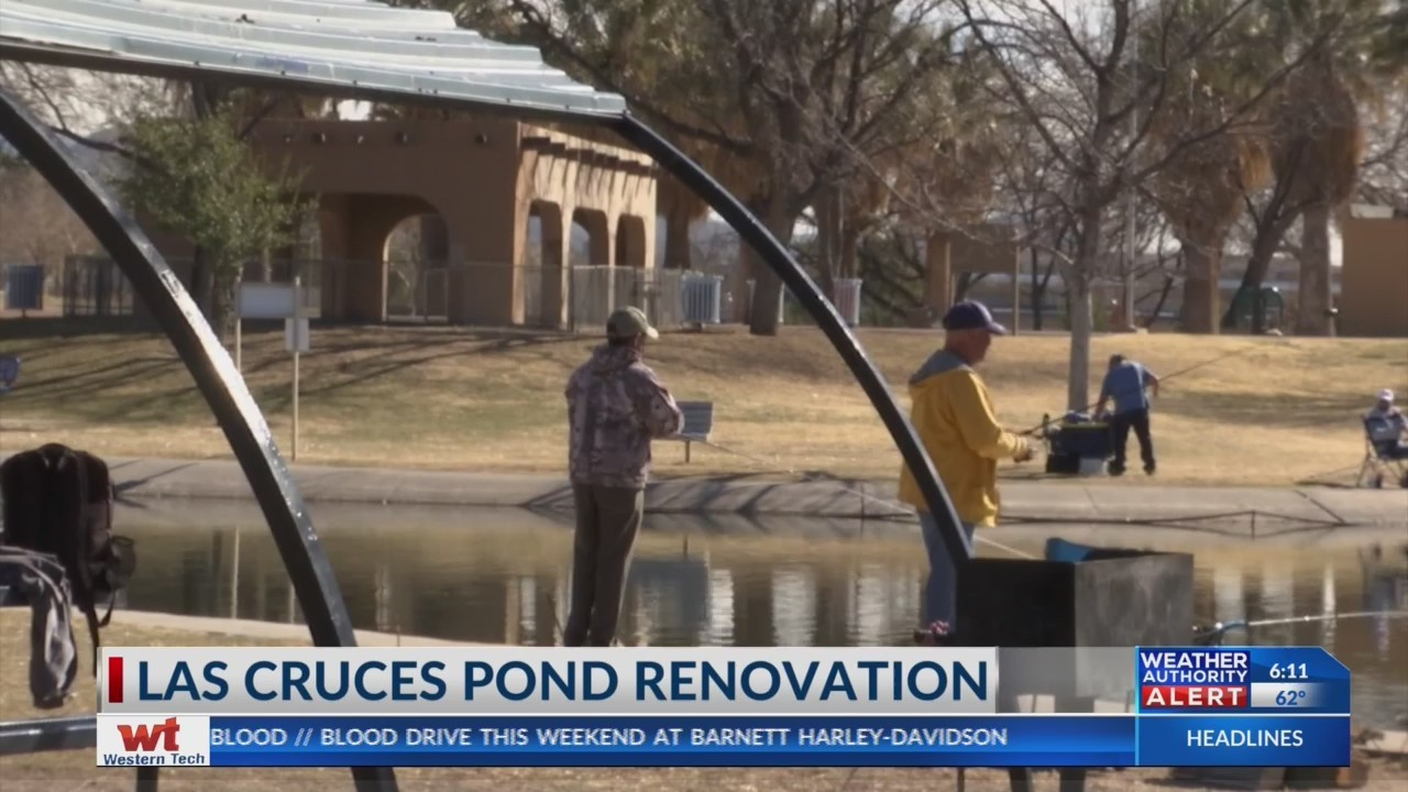LC Pond renovation