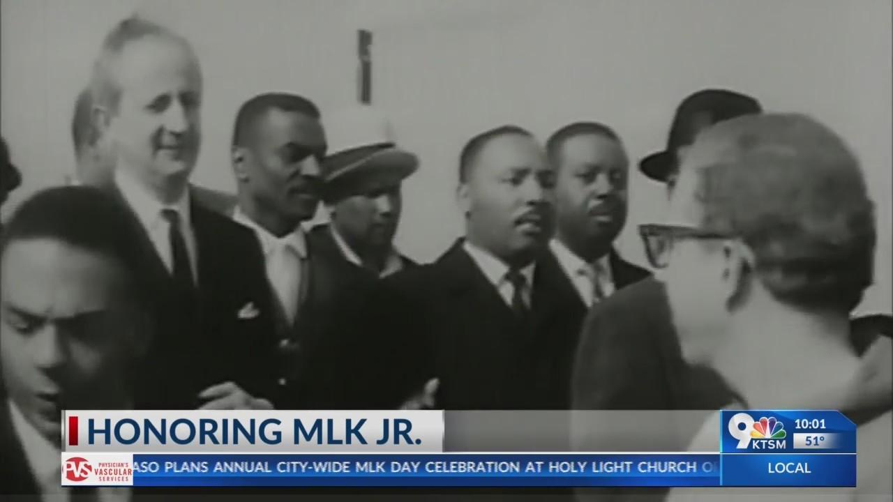 Local church honoring MLK