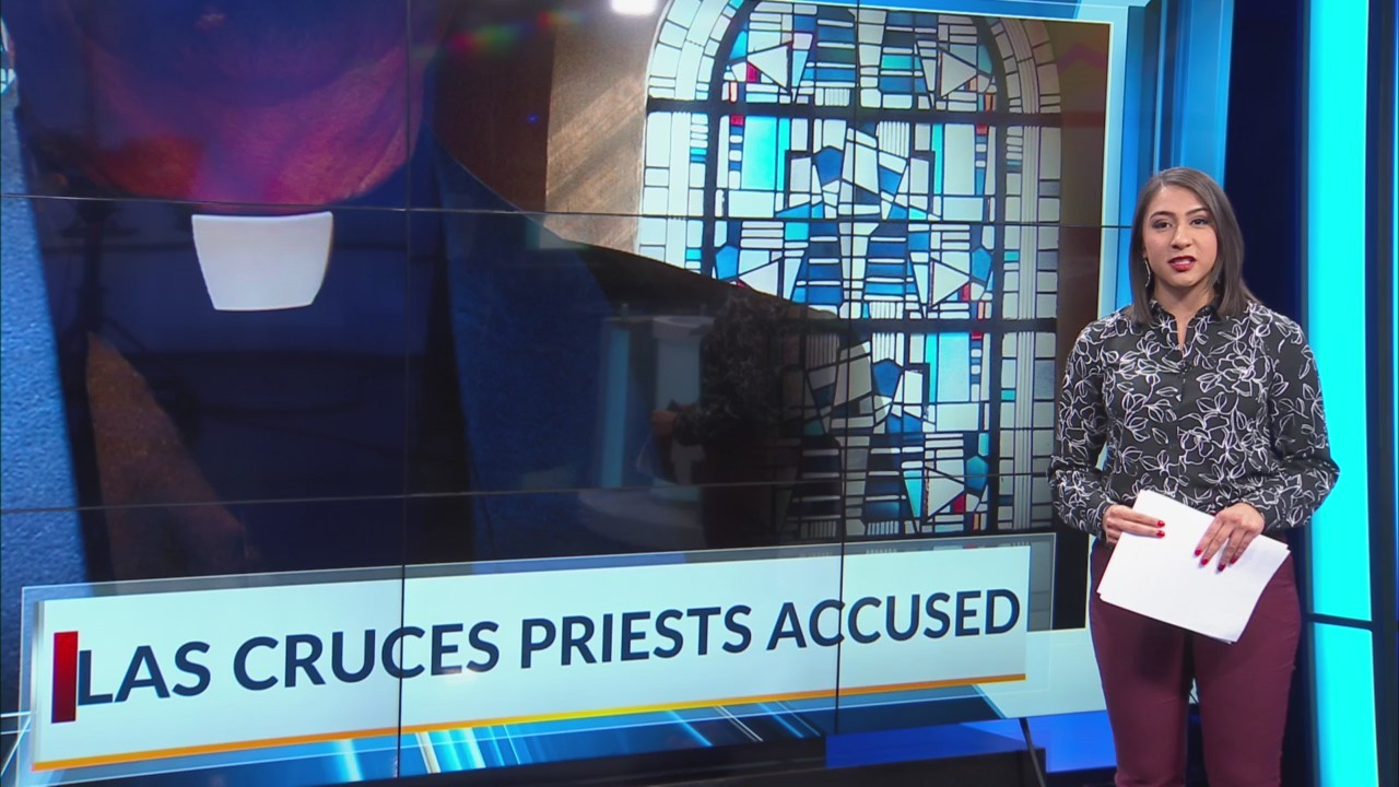 13 Las Cruces priests added to list of credible sexual abuse against minors