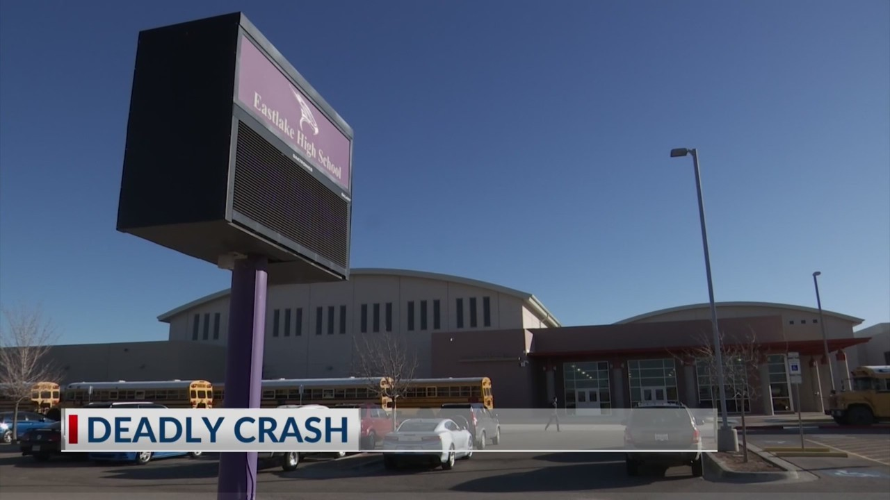 Eastlake High School student, man killed in crash near Horizon