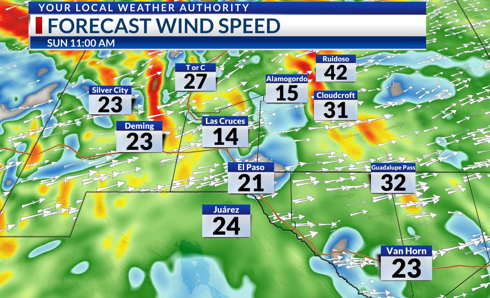 Weather Authority Alert Low Pressure System Causing High