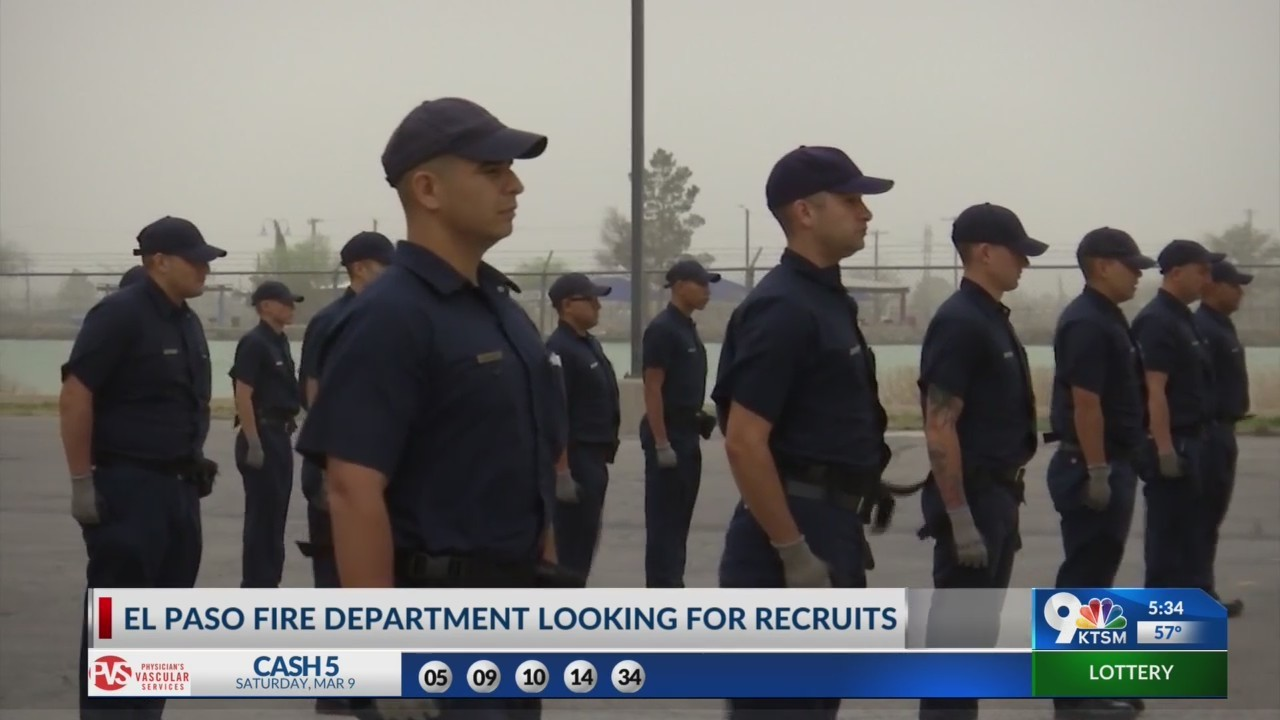 EPFD accepting firefighter trainee applications