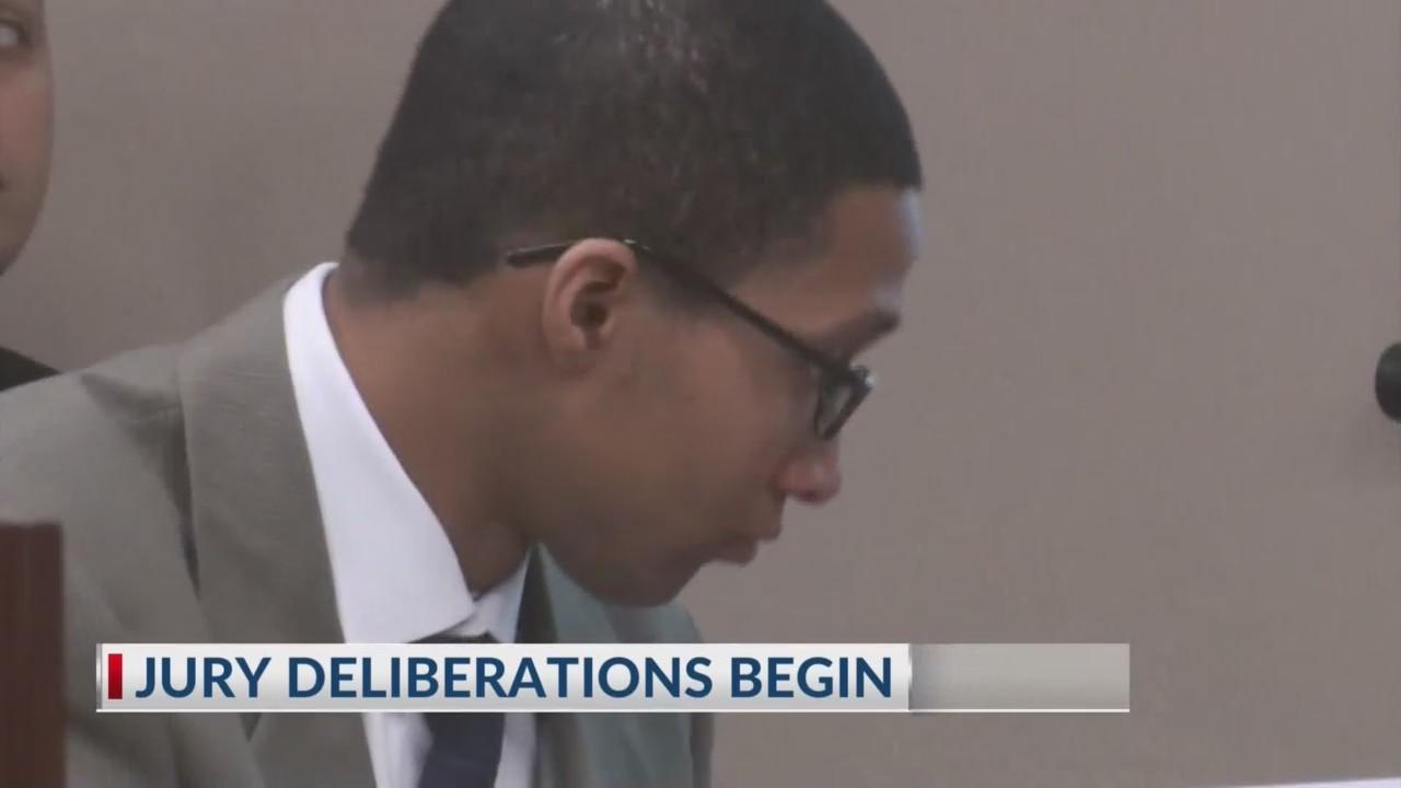 Jury deliberations begin in Cornelius Harrison trial