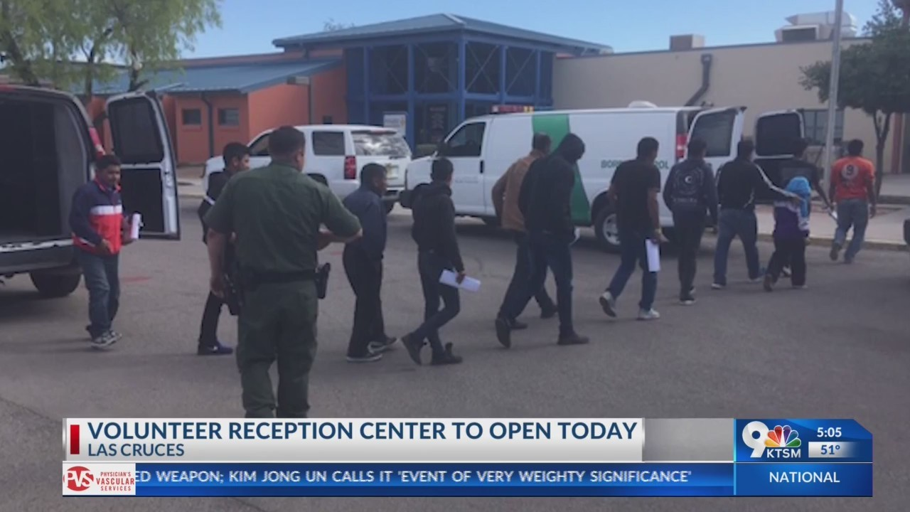 Las Cruces shelters trying to manage amount of migrants