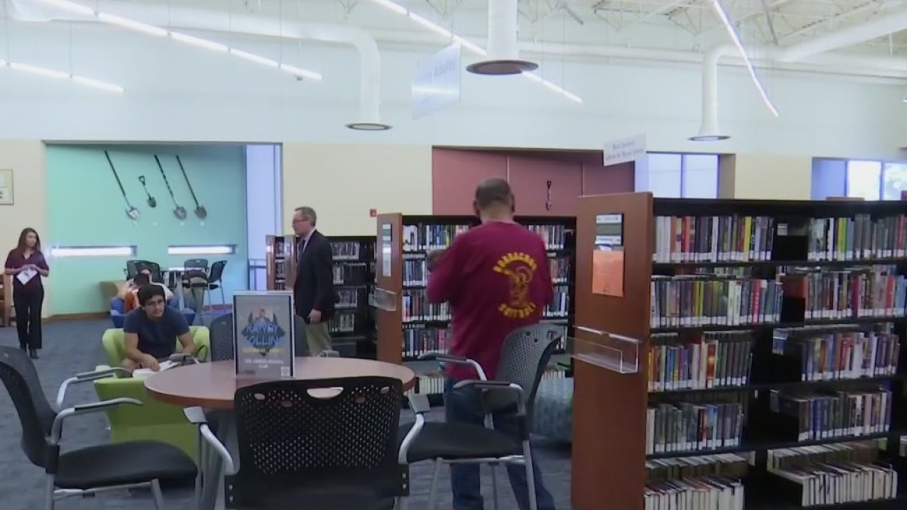 Lower Valley library opens following renovations