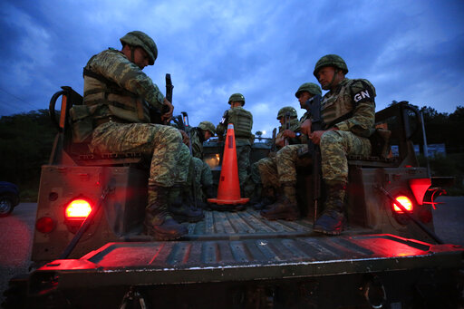 Soldiers to fight organized crime in Juarez