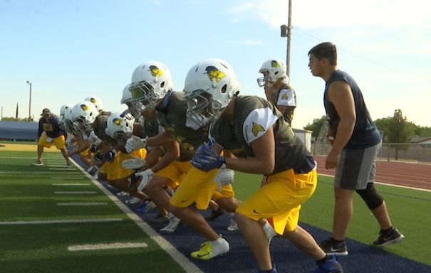 Eastwood heads to State 7on7 for second time in four years | KTSM 9 News