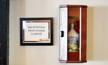 Bottle of ranch dressing sells for $1,000