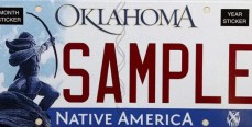 Oklahoma license plate that offends Christian won't get Supreme Court hearing