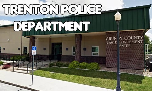 Trenton man assaults police officer during arrest