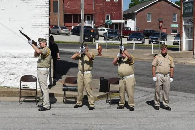 Trenton VFW Members