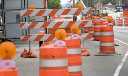 Road Work Construction MoDOT