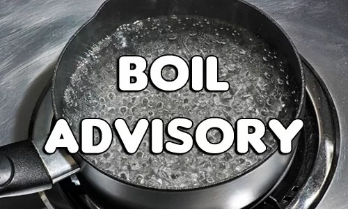 Portion of Trenton to be placed under boil advisory