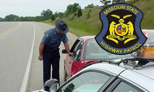 Highway patrol arrests Kansas City man in Caldwell County