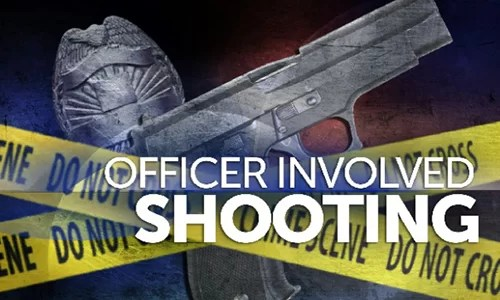 1 dead, another injured in shooting involving police