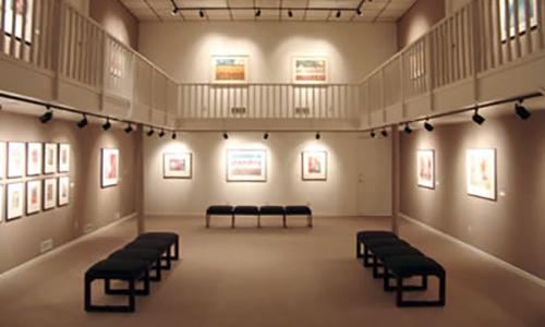 Dorris Rider Art Gallery featuring former Trenton resident