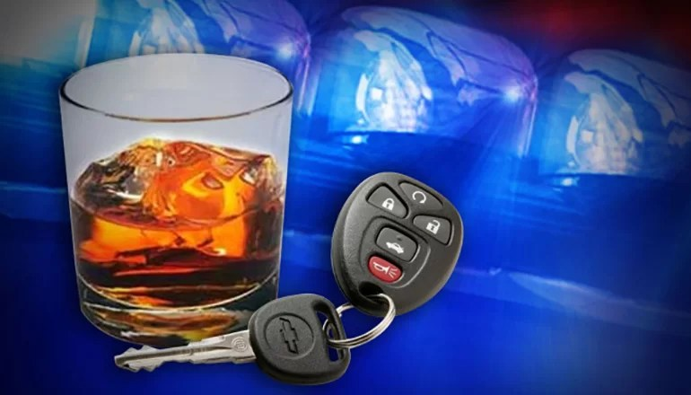 Teen arrested on DWI allegation after crash near Jamesport