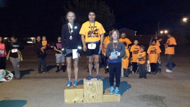 Survivors (Runners) 1st - Roberto Garcia (Trenton, MO) 2nd - Kristy Weldon (Trenton, MO) 3rd - Ava Frazier (Trenton, MO)
