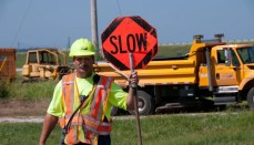 MoDOT road work and maintenance
