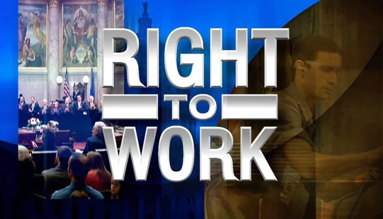 Right-to-work bill advances in Missouri House