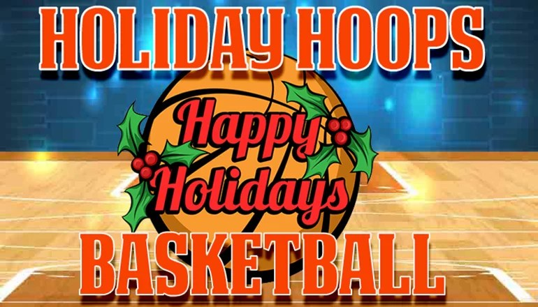 Officials release tentative schedule for High School Holiday Hoops