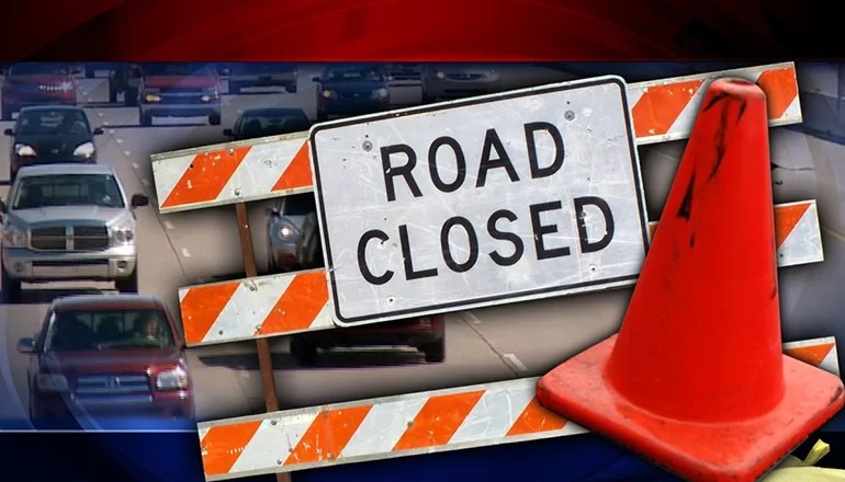 Portions of Mable Street in Trenton to close