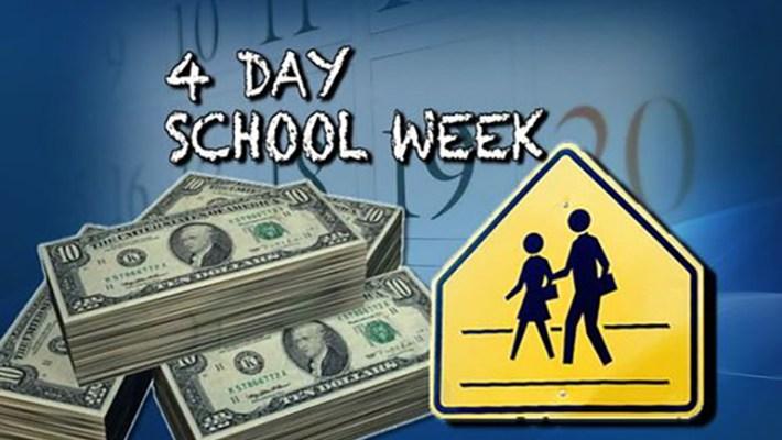 4 day school week