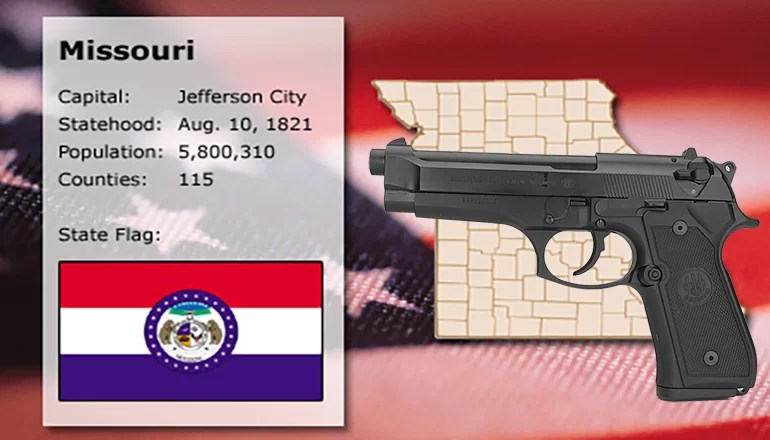 New conceal carry law goes into effect in Missouri, but there remain restrictions where you cannot carry