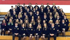 Chillicothe FFA members attend Greenhand conference in Trenton