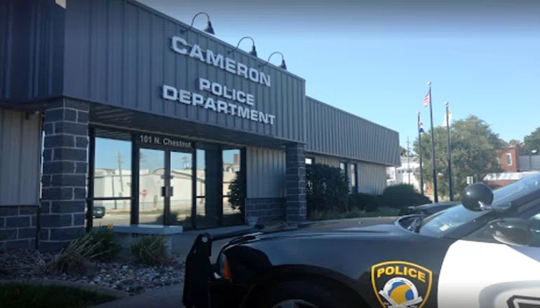Cameron Police Department reports 3 arrests