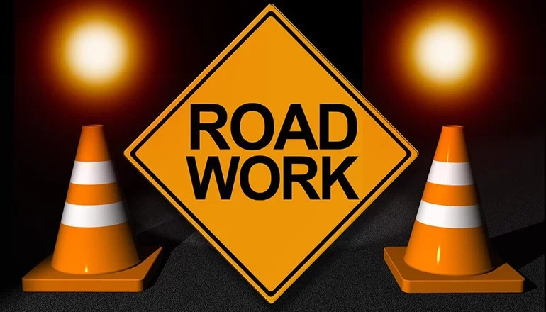 Planned road work in North Missouri for the week of August 21, 2017