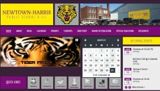 Newtown-Harris School Website