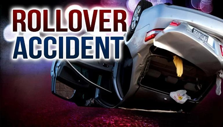 Bethany woman injured when car overturns near Mount Moriah