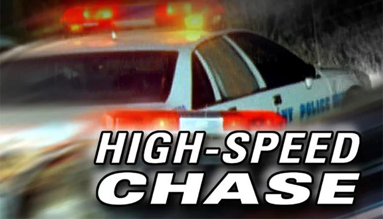 High-speed chase in Livingston County ends in 1 arrest