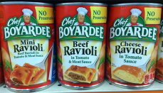Chef Boyardee Products
