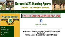 National 4H Shooting Sports Website
