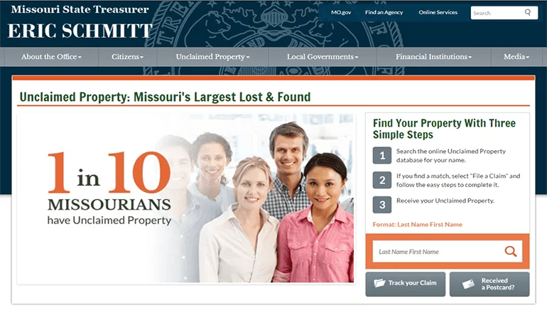 Missouri State Treasurer Eric Schmitt to publish unclaimed property