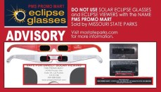 Missouri State Parks Glasses Advisory