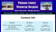 Putnam County Memorial Hospital