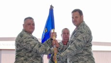 Belaro takes command of National Guard's only B-2 maintenance group