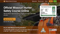Department of Conservation online hunting course